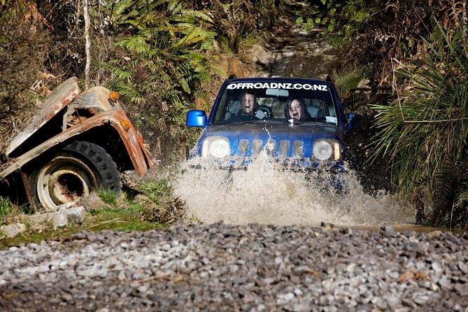 4WD Bush Safari at Off Road NZ, Rotorua, NOVA ZELÂNDIA