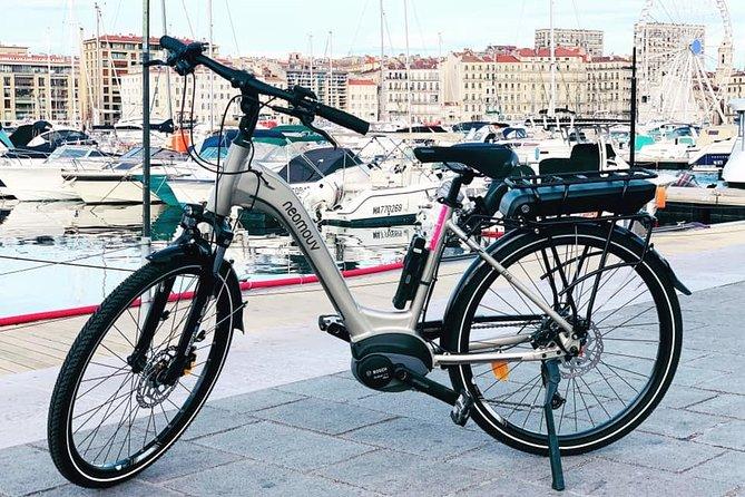 MÁS FOTOS, e-Bike Rental in Marseille