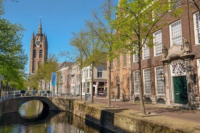 MÁS FOTOS, Photographic Tour in Delft Historical Center