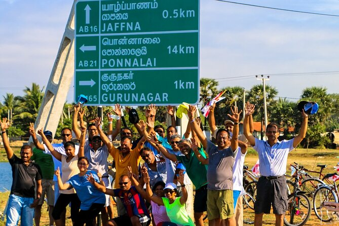 MORE PHOTOS, Cycling in Jaffna City