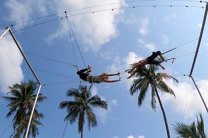 Private Flying Trapeze Class on Koh Tao, Thailand, Ko Tao, Tailândia