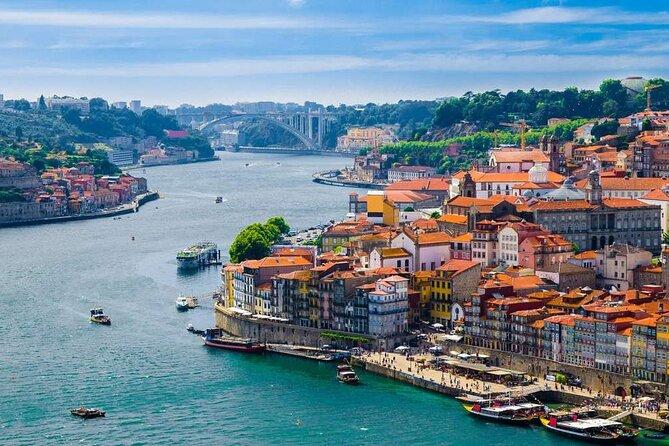 MÁS FOTOS, Traslado privado de Lisboa a Oporto con visita turística