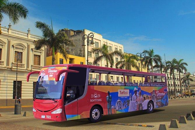 MÁS FOTOS, Turibus City Tour Veracruz