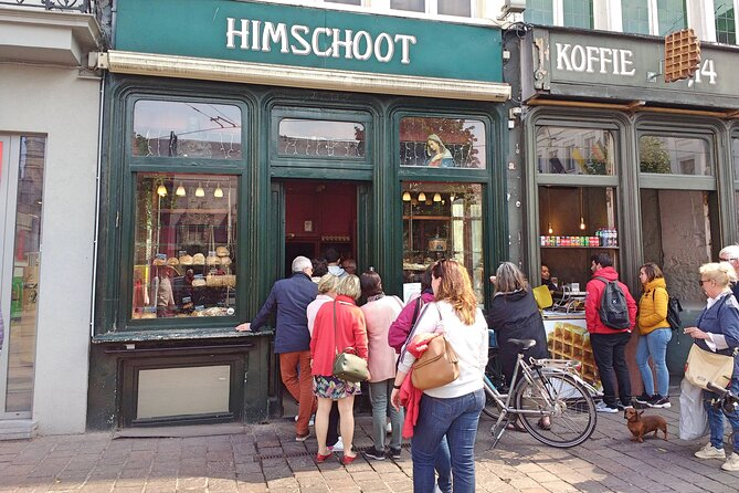 Walking Food Tour in Ghent, Gante, BELGICA