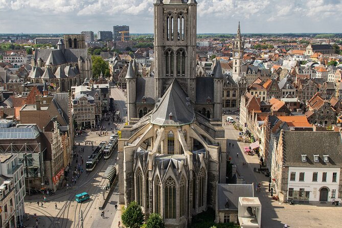 Touristic highlights of Ghent on a Half Day (4 Hours) Private Tour with a local, Gante, BELGICA
