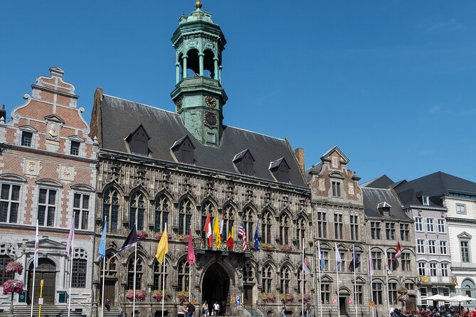 Touristic highlights of Mons on a Half Day (4 Hours) Private Tour with a local, Gante, BELGICA
