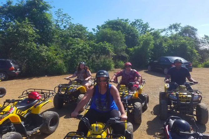ATV Roatán tours, Roatan, HONDURAS