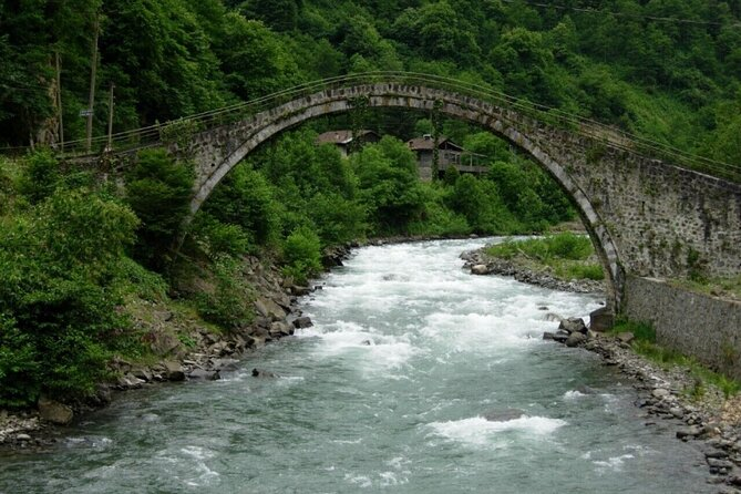 Explore special sites of Ayder highland. Meet and mingle with locals. Free hot tasty Turkish lunch. Old Ottoman Stone Bridge, unique waterfall. Pick up & Drop off.