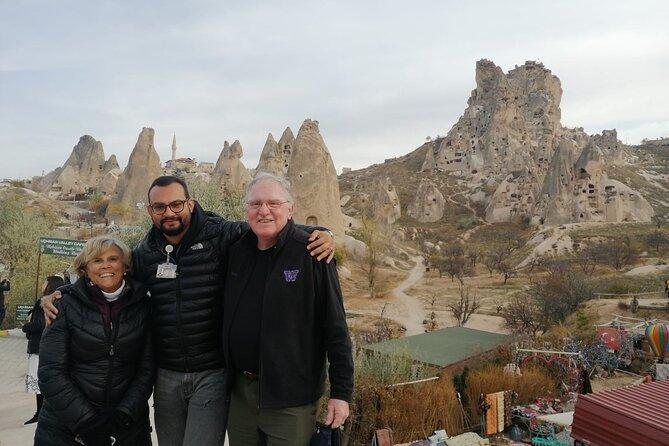Luxury Cappadocia Tour, Goreme, Turkey