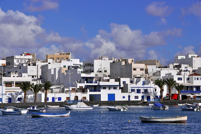The Lanzarote island is a beautiful location to visit. Once that you are there, you need to take time off to visit Lanzarote with this Private South of Lanzarote Tour.<br><br>We will arrange a private pick up for a stress free experience. Your driver-guide will take you to this unique South of the island tour.<br><br>Exact time spent at each location will depend on your own desires. We can spend more time in the capital and have a view at the rest of the parts of the South of the Island.<br><br>Have a view for example at the following locations;<br><br>Arrecife<br>Puerto Calero<br>Playa Blanca<br>Costa Teguise<br>Puerto del Carmen<br>Village of Uga <br>El Golfo<br>La Geria<br>Much more!<br><br>After free time for lunch, we will drop you back at your hotel in Lanzarote.<br><br>Up 8 pax: private vehicle with driver/guide<br>From 9 pax: private bus with driver and separate guide