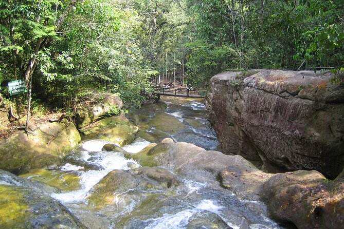 Visit to the Marvelous Waterfalls of Presidente Figueiredo, Manaus, BRASIL