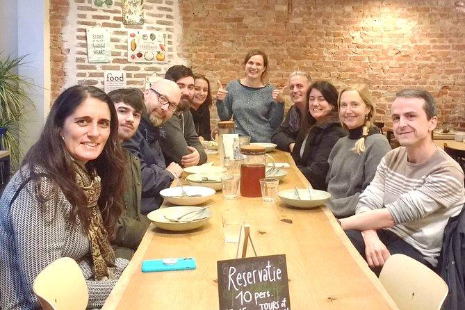 Vegan Food Tour in Ghent, Gante, BELGICA