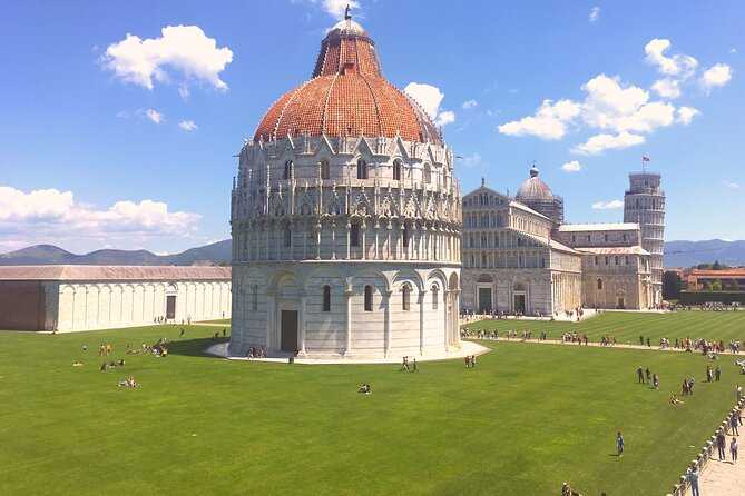 MÁS FOTOS, The best of Pisa: a sightseeing audio tour from Tuttomondo to the Leaning Tower