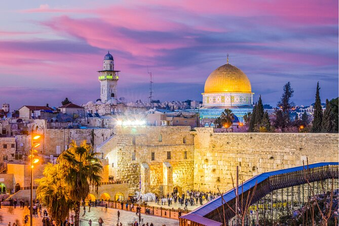 Jerusalem and Dead Sea Tour from Jerusalem, Jerusalen, ISRAEL