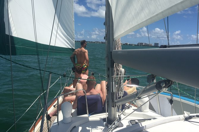 Private Sailing Trip on Biscayne Bay in Miami, Miami, FL, ESTADOS UNIDOS
