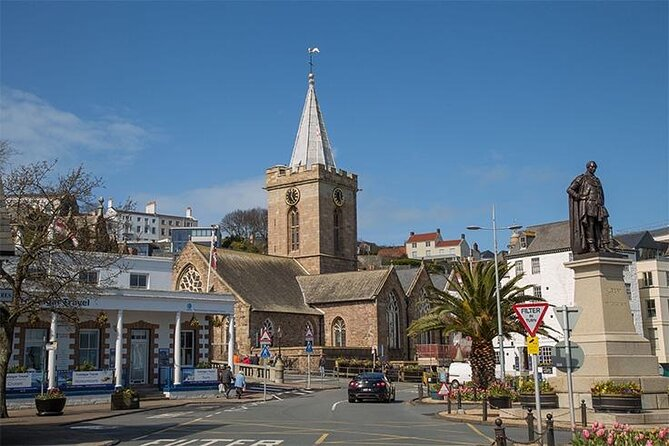 """Your tour guide is meeting you at the port. Guernsey is a great destination with lots to see and do whatever time of the year you choose to visit.<br><br>On this walking tour, half day, you are going to visit some of the main attractions around Saint Peter Port, capital of Guernsey and main port of the island.<br><br>We start our tour visiting Castle Cornet.<br><br>On our way to the city centre, we stop at Hauteville House where Victor Hugo lived during his time in exile from France.<br><br>Our next stop: Candie Gardens. These historic gardens established in 1894 in the grounds of Candie House.<br><br>We finish our tour with a visit to the Town Church, also known as the """"Parish Church"""" of Saint Peter Port and we will also see Prince Albert Statue<br>Your local guide will meet you up at the meeting point and take you back to the ship.<br><br>PLEASE NOTE: WALKING INVOLVED<br>MISSING YOU ALREADY!!"""