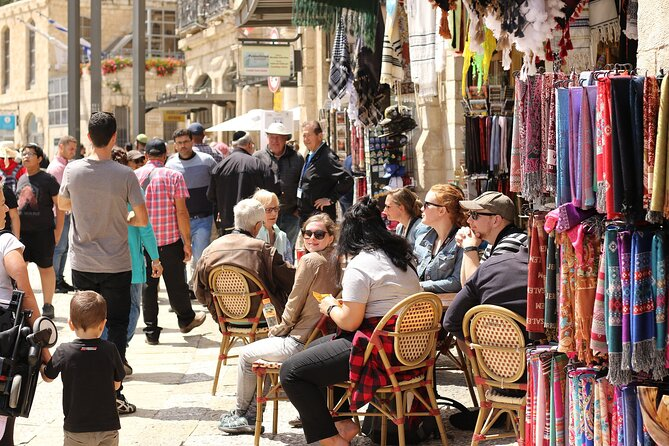 Bethlehem and Jerusalem Day Biblical Trip from Jerusalem - Small Group, Jerusalen, ISRAEL