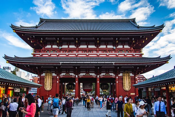 Tokyo Half-day Customized Private Tour, Tokyo, JAPON