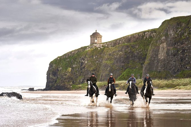 Explore the Wild Atlantic Way from a different perspective;<br>View dramatic land and seascapes;<br>Beginners to advanced riders welcome.