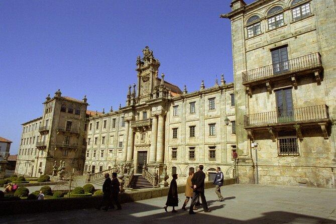 MÁS FOTOS, Santiago de Compostela and A Coruña Private Tour