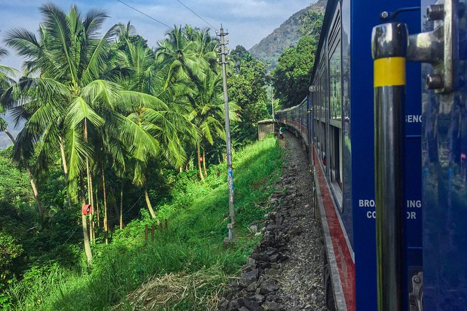 (SKU: LK10CDS01C) Travel by Trains in Sri Lanka are a popular Activity around the world because of the beautiful sceneries throughout the tour. Also it's very adventurous travelling option and a best way to explore the natural beauty of the country.