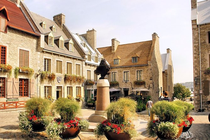 Private 3-hour City Tour of Quebec with driver and guide - Hotel pick up, Quebec, CANADA