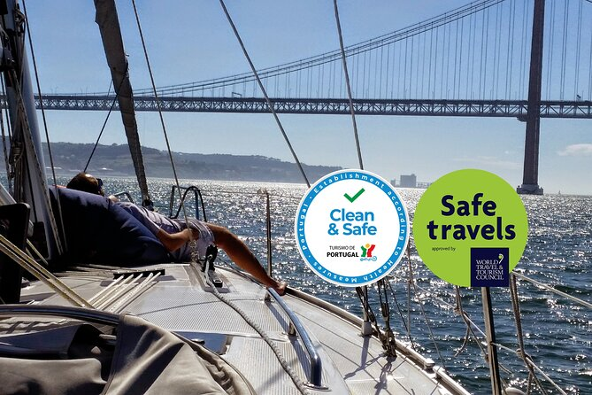 MÁS FOTOS, Lisbon Private Sailing Cruise, drink included (options: 2h, 3h, 4h, 6h or 8h)