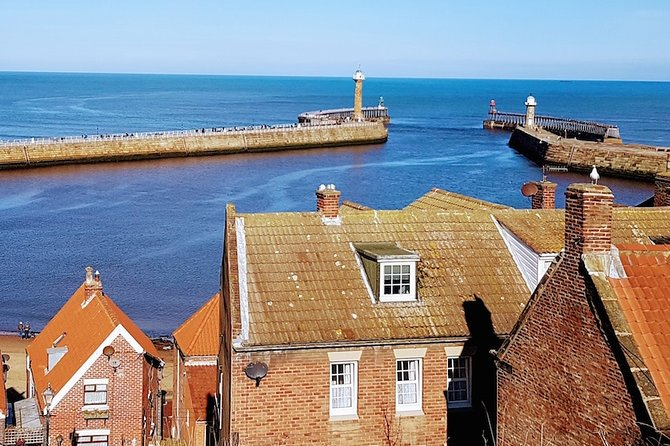 Whitby's historic East Side has a close affinity with the sea and this self guided audio tour provides an ideal introduction to local pastimes like fishing and rowing as well as the shipwrecks along our shore. You'll never look at the East Side in quite the same way again.<br><br>You'll hear about:<br><br>• Whitby's handcrafted Lucky Ducks<br>• Whitby's fishing heritage<br>• The legend of the Penny Hedge<br>• How Whitby might have inspired one of Charles Dickens' most well-known characters<br>• The German bombardment of the town in 1914<br>• J. M. W. Turner's roughest sketch<br>• The Whitby Wyrm<br>• How to spot vampire blood<br><br>I'll point out some of the quirkiest places to have a drink along the way as well as the viewpoints most people miss. Be sure to pack your camera if you're into photography!