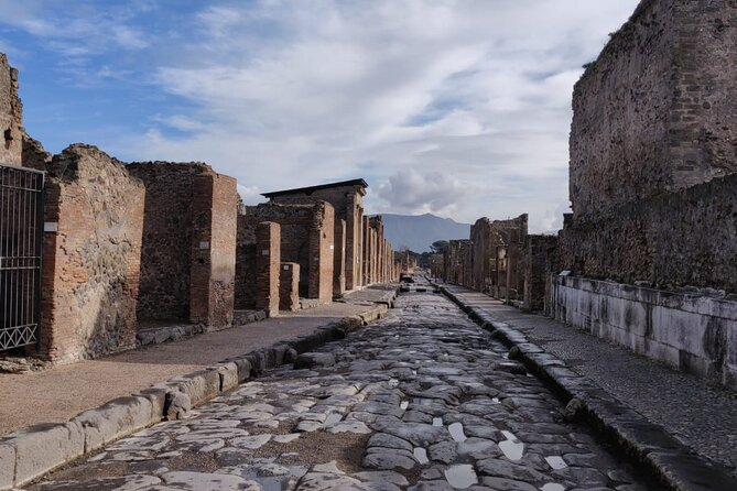 Herculaneum & Volcano Vesuvius Tour with Private Guide & Skip-the-line Tickets, Pompeya, Itália