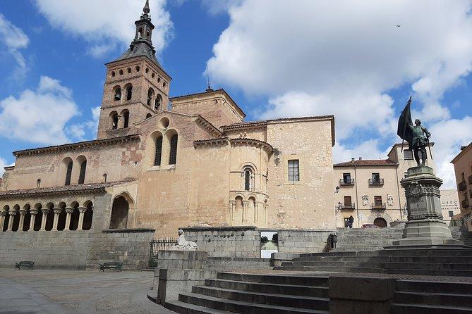 Recorrido Guiado a Pie por el Patrimonio Cultural de Segovia, Segovia, ESPAÑA