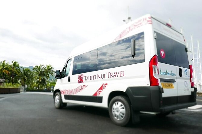 Shared Arrival Transfer: Papeete Airport to Hotel or Cruise Port, Papeete, TAHITI