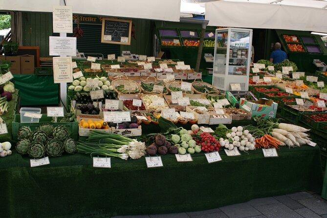 Excursão gastronômica a pé em Munique, incluindo visita ao Viktualienmarkt, Munique, Alemanha