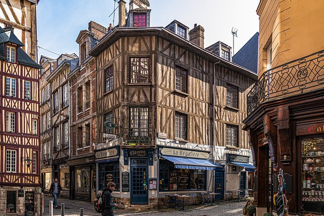MAIS FOTOS, Tour Privado a Pé em Rouen