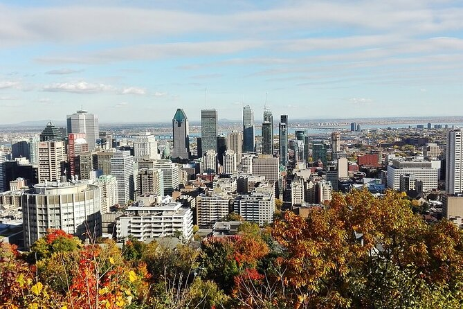 Private Full Day Tour to Montreal from Quebec with driver and licensed guide, Quebec, CANADA