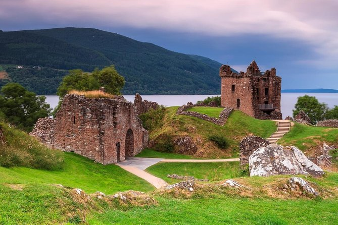 Whether you are looking for 1 day tours from Inverness or simply trying to take in as many of the beautiful sights as possible on your Highland adventure, our Loch Ness tour from Inverness is sure to captivate like no other. Our friendly local guide will pick you up from your place of stay and take you on a tour to remember around some of the most famous, historic and culturally significant <br>From Inverness we will travel to Loch Ness, home of the romantic and brooding Urquhart Castle (as well as a certain legendary monster!) The tour then turns towards the historic Beauly Priory, before arriving at the Glen Ord Distillery, one of the last remaining single malt scotch whisky distilleries on the Black Isle. Take in the historic and dramatic Culloden Battlefield and Clava Cairns, before heading for nearby Cawdor Castle. Round off your tour in Inverness with St. Andrew's Cathedral and Ness Islands, before being dropped off at your place of stay. What are you waiting for Book now with us<br><br>