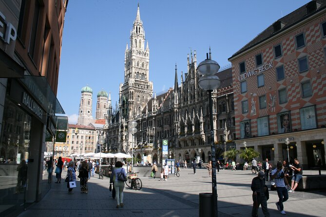 Munich Walking Tour: English Garden and Colorful History and Culture in the City Center, Munich, GERMANY