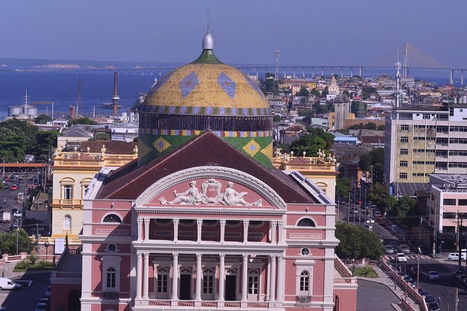 Shared Transfer from hotels to Manaus airport, Manaus, BRASIL