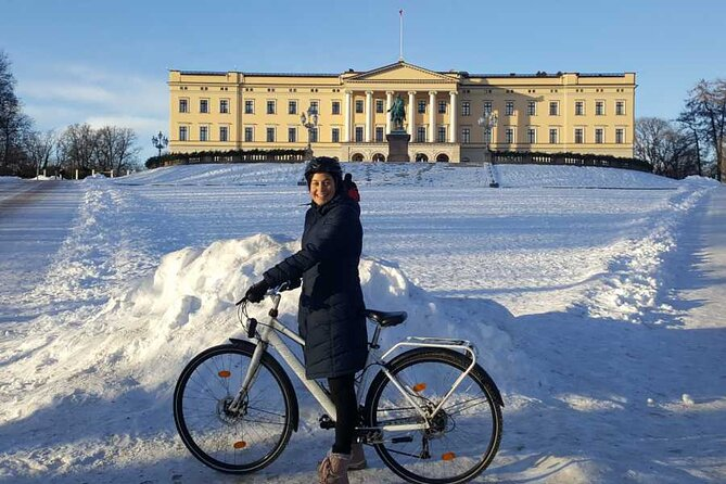 Winter Bike Tour in Oslo, Oslo, NORUEGA