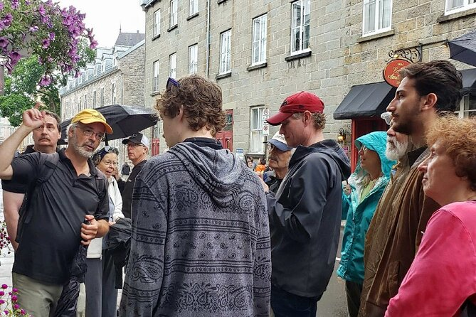 Private Walking Tour for American Visitors - 1776 Canada's Road to Independence, Quebec, CANADA