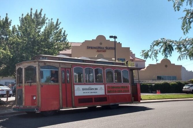 The Prescott Trolley strives to provide a nostalgic ride by the most interesting places in the city. Customers can hop on the trolley whenever and wherever they want, do some sightseeing, and hop off to continue their journey on foot. The trolley can also be rented for pub crawls, weddings, or birthdays so that guests can spend hours having fun with their friends, family, and guests.