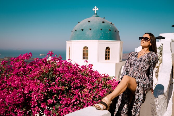 Santorini Private Photo Shoot - Tour, Santorini, Grécia