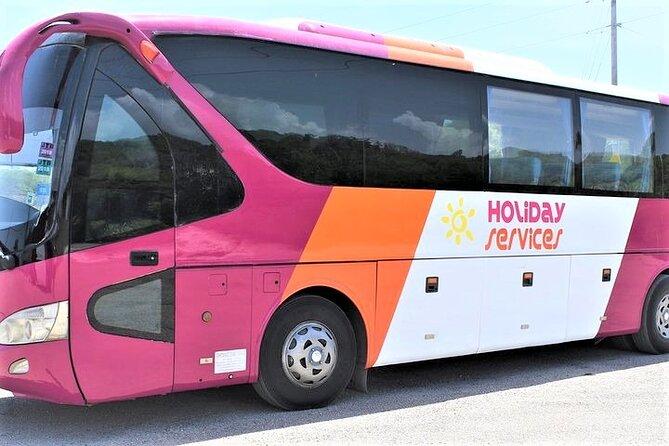 Traslado de un sentido o de y vuelta entre el aeropuerto de Montego Bay (MBJ) y los hoteles de la isla, , JAMAICA