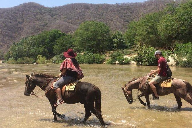 Horses and Hot Springs Tour, Puerto Escondido, MÉXICO