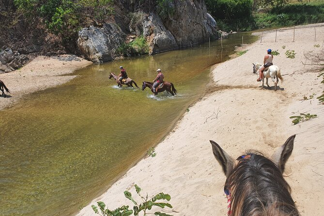 Horses and Hot Springs Tour, Puerto Escondido, Mexico