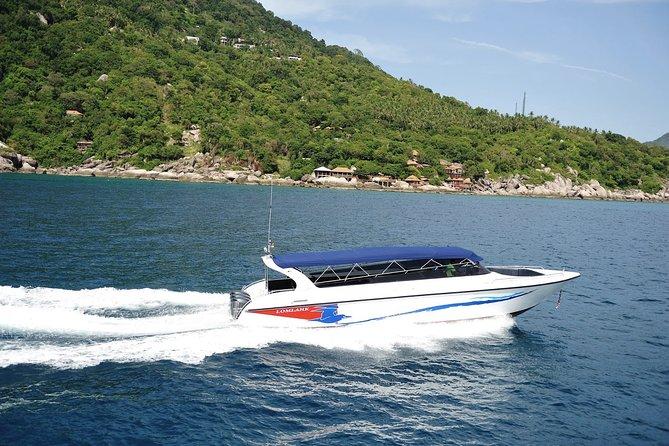MÁS FOTOS, Surat Thani Tapi Pier to Koh Phangan post COVID-19 Transfer by Speedboat