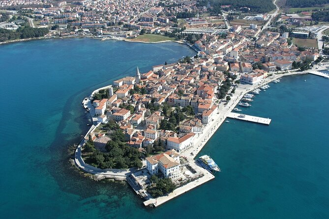 Discover Porec's food, history, architecture and culture on this 3-hour, small-group walking tour. Try six of Istria's gourmet staples from local restaurants and specialty food shops. Taste local Istrian favorites including prosciutto, pasta, cheese, and wine, just to name a few. Along the way, see and learn about the historical, cultural and architectural components that makePorec a charming Istrian gem.<br><br>Highlights<br> • Take a walking food tour ofPorec<br> • Enjoy at least six tastings at local eateries<br> • Try three local Istrian wines<br> • Visit Porec's historic and cultural locations<br> • Small-group ensures a personalized experience