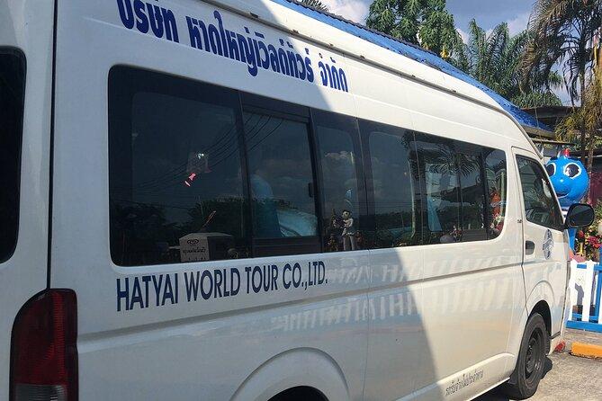 MORE PHOTOS, Krabi to Khao Lak by Shared Minivan