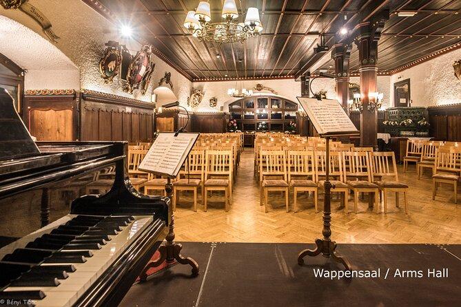 Best of Mozart Concert at Fortress Hohensalzburg in Salzburg, Salzburgo, AUSTRIA