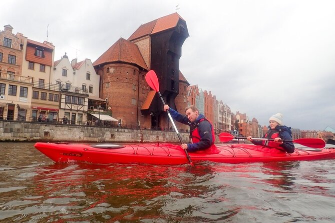 Guided Sightseeing Kayak Tour at Gdansk, Gdansk, POLONIA