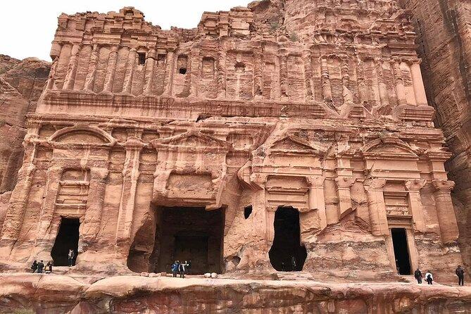 Petra desde el mar Muerto o desde Amman - Visita guiada privada, Aman, JORDANIA